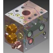 Custom Made Hydrualic Manifolds